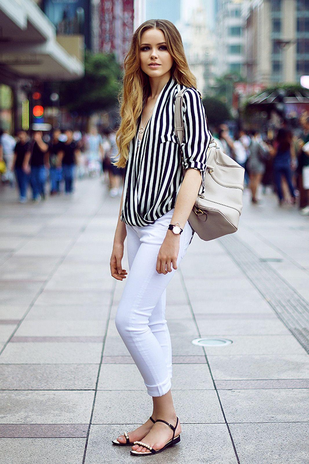 5 Fashion Item yang Bisa Bikin Tubuh Terlihat Lebih Langsing