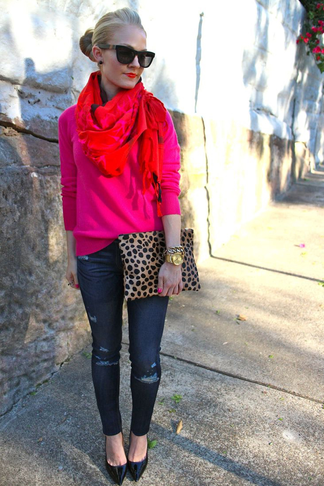 Ini Lho Warna yang Cocok Dipadankan dengan Pink