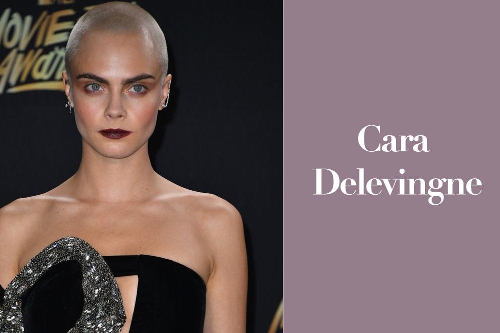 Gaya Rambut dan Makeup Terbaik Di MTV Movie & TV Awards 2017