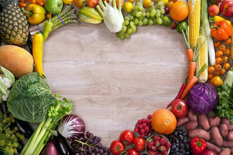 Hasil gambar untuk makanan untuk hati yang sehat