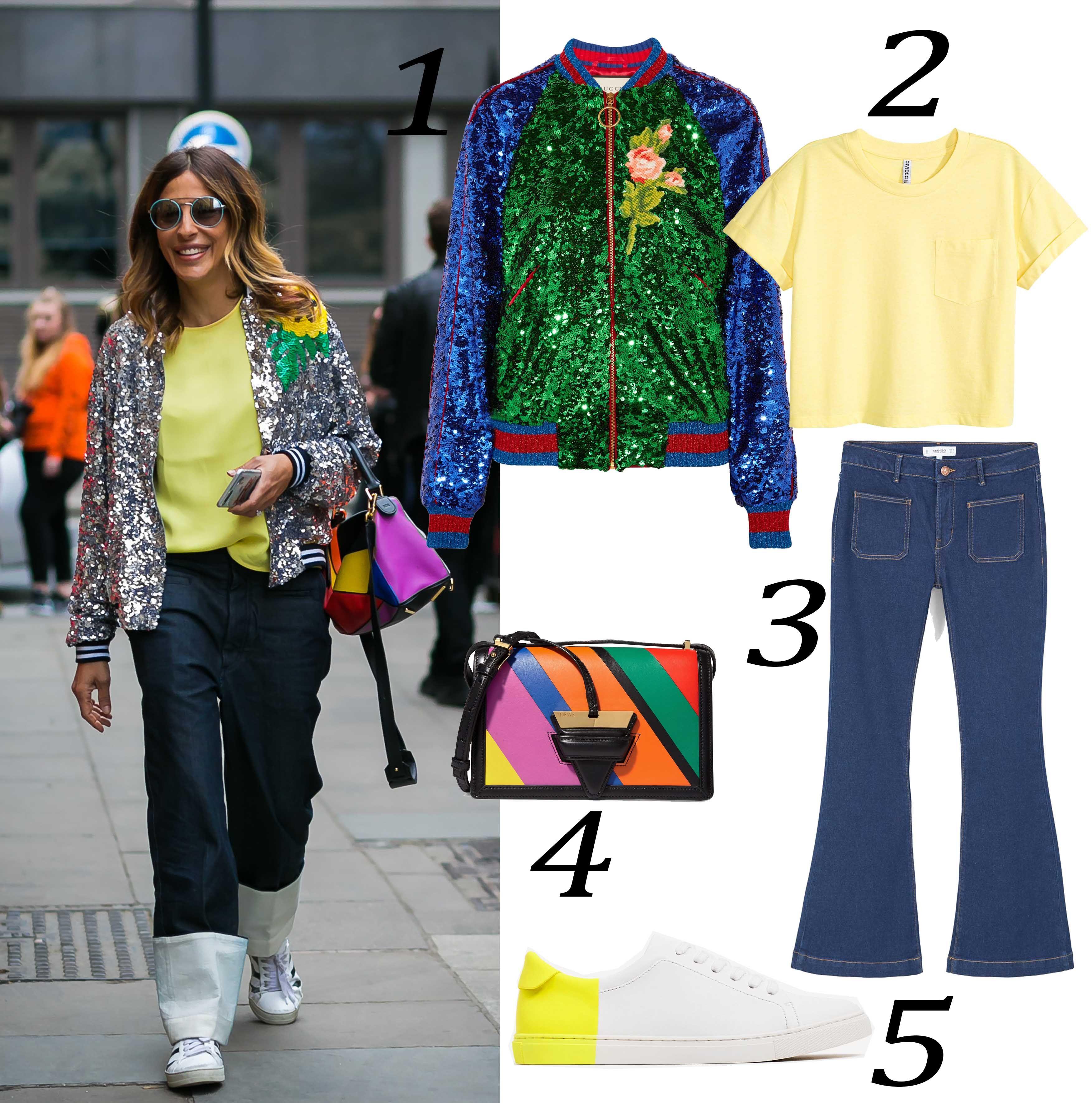 #PopbelaOOTD: Tips Tampil Colorful Tapi Nggak Norak