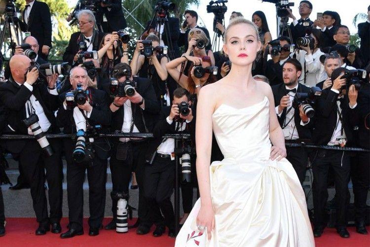 Gaya Glamor Para Seleb di Cannes Film Festival 2017