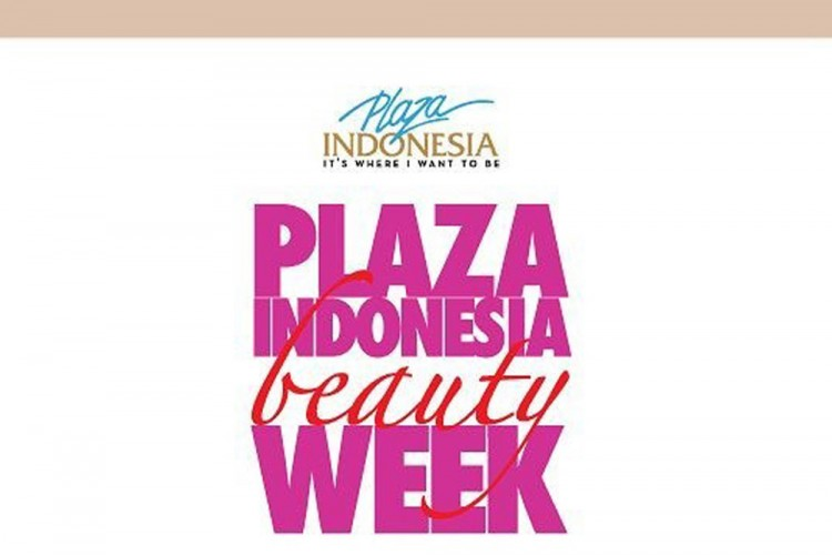 Plaza Indonesia Hadirkan Inspirasi Kecantikan Lewat Beauty Week