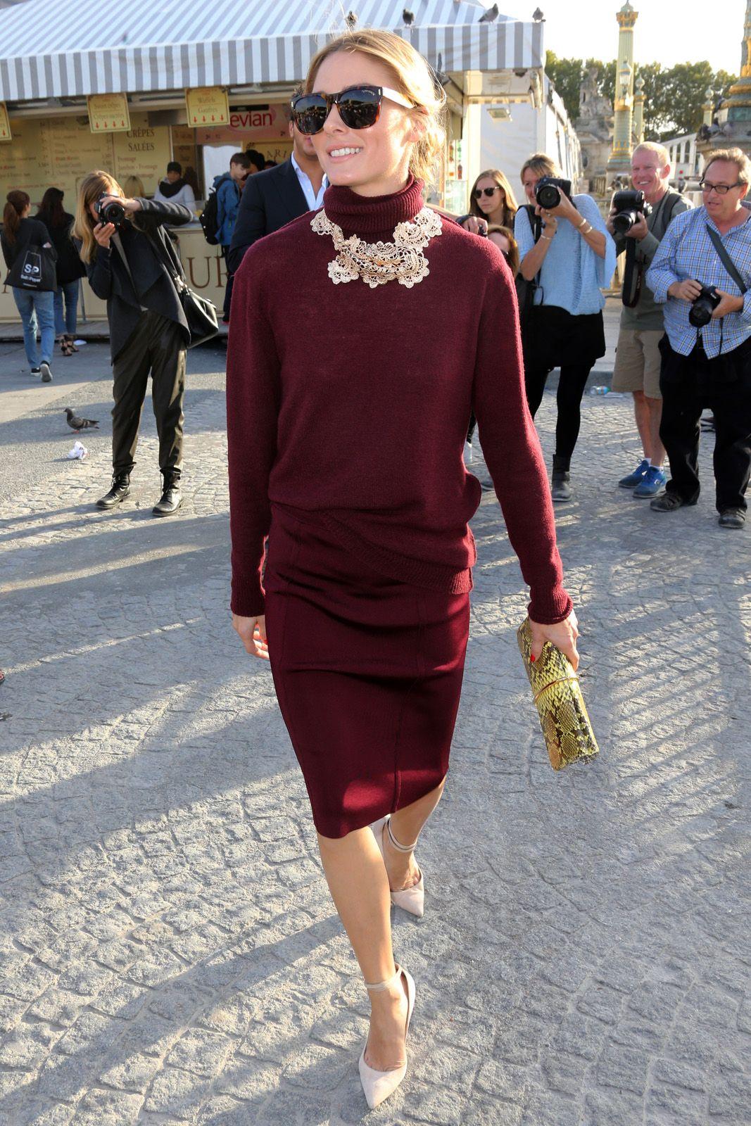 Ini Tips ala Olivia Palermo Untuk Tampil Lebih Sophisticated