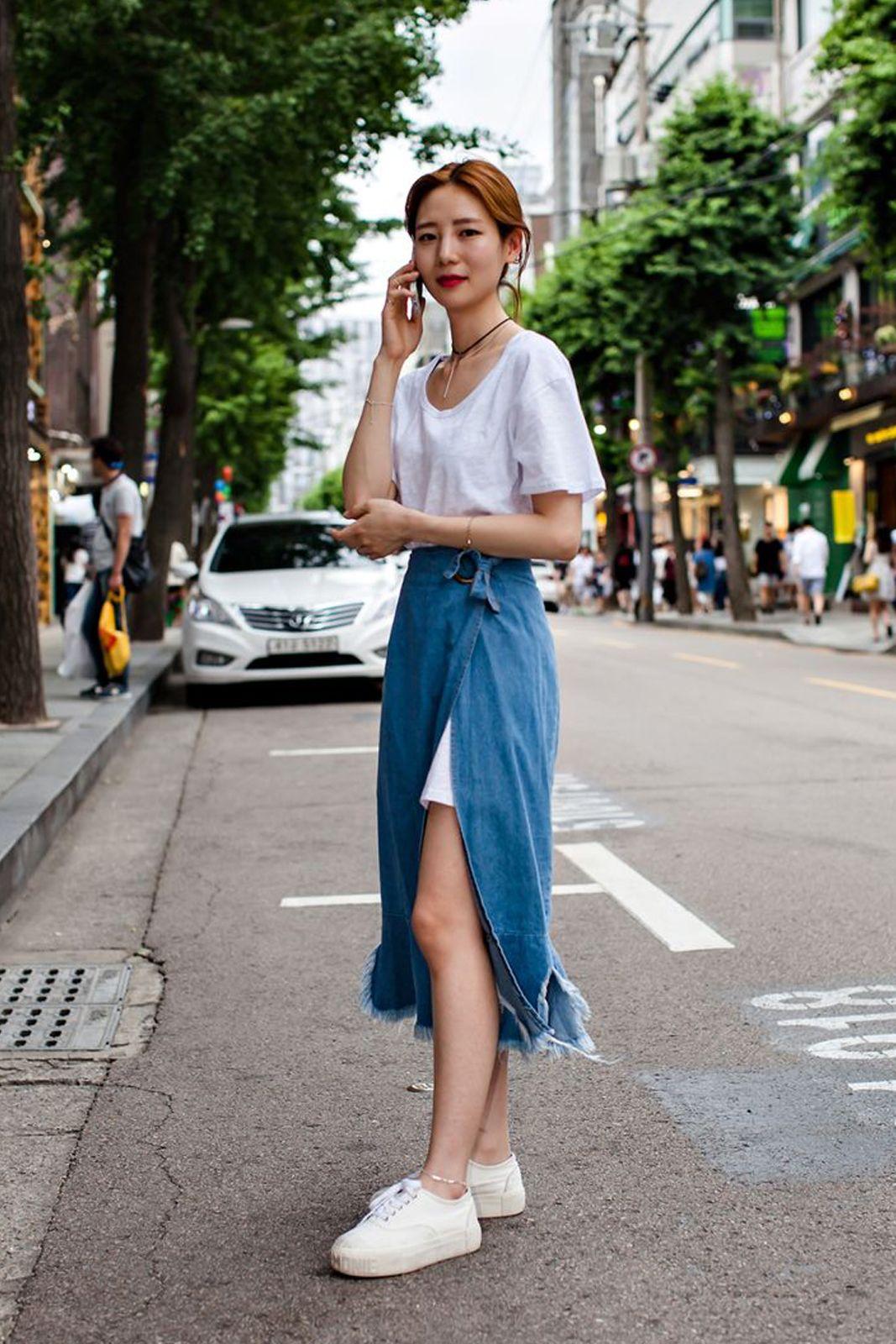 Tips Mix N Match untuk Kamu yang Ingin Semodis Cewek Korea
