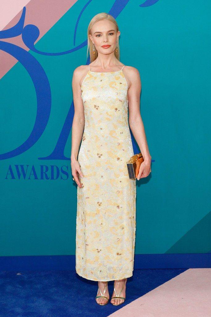 7 Selebriti dengan Penampilan Memesona di CFDA Fashion Awards