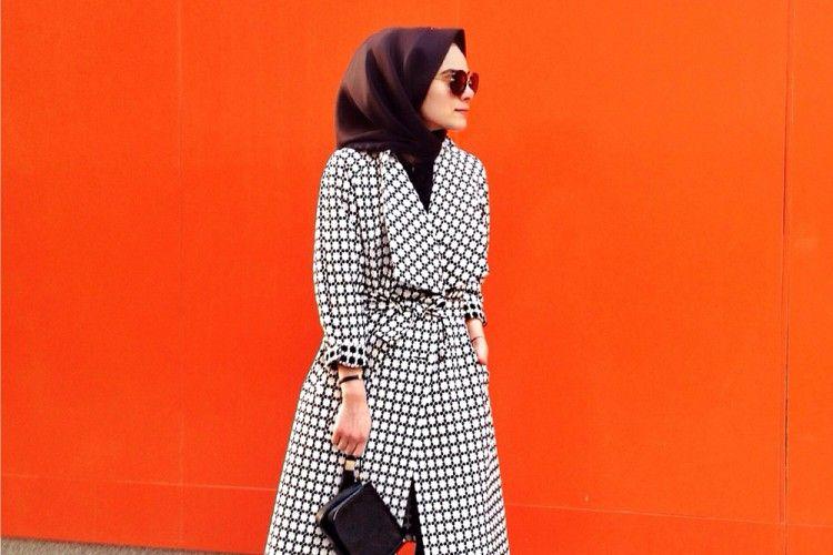 4 Outer yang Akan Membuat Gayamu dengan Hijab Semakin Stylish