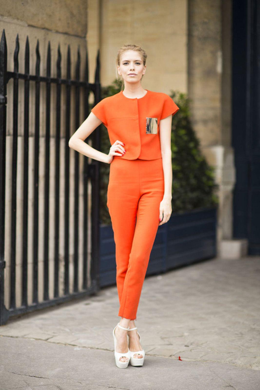 Upgrade Penampilan Jadi Lebih Fresh dengan Warna Oranye Yuk!