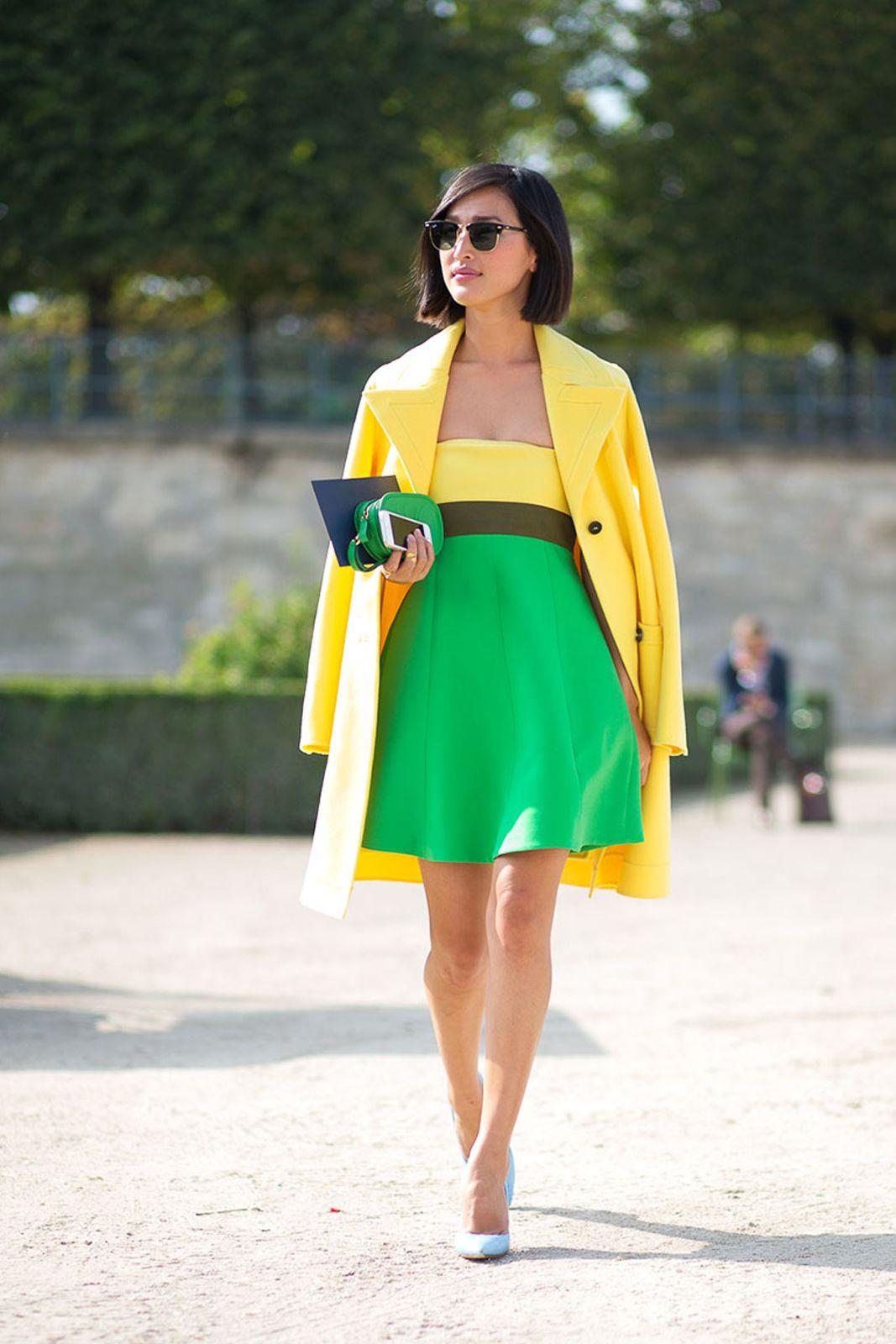 Mix N Match Warna Kuning Untuk Kamu yang Ingin Tampil Trendi