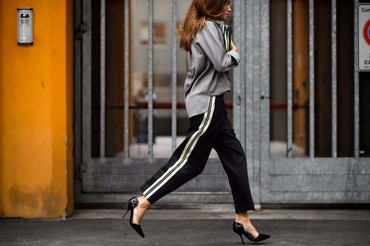 5 Cara Keren Pakai Track Pants untuk Gaya Sporty yang Trendi
