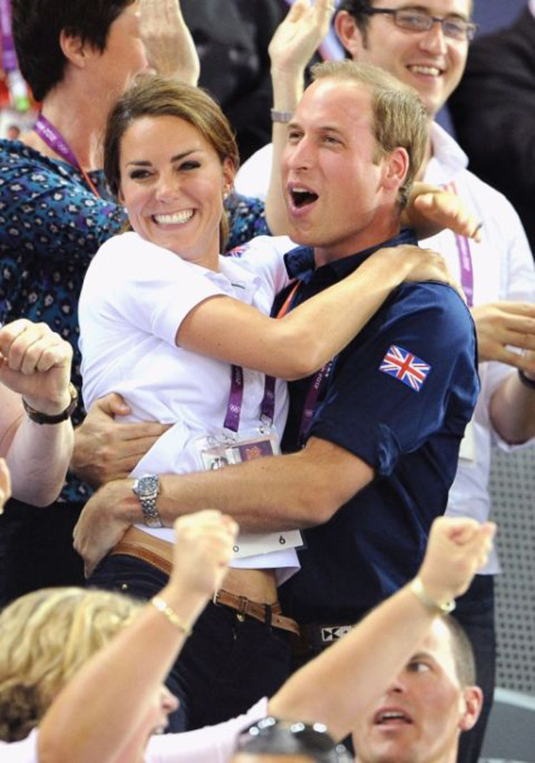 10 Foto Ini Buktikan Kate Middleton Sama Seperti Kita