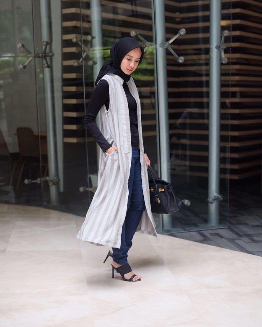 Model Hijab Laudya Chintya Bella Kumpulan Ilmu Dan Pengetahuan Penting