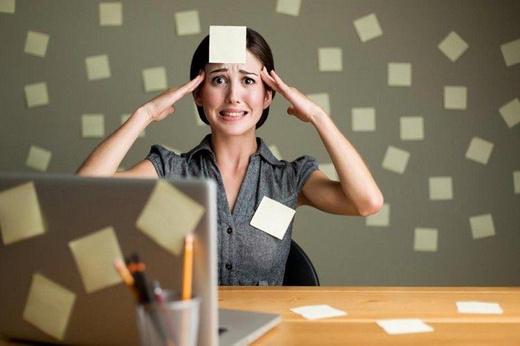 3 Cara Mudah untuk Mengurangi Stres Berat