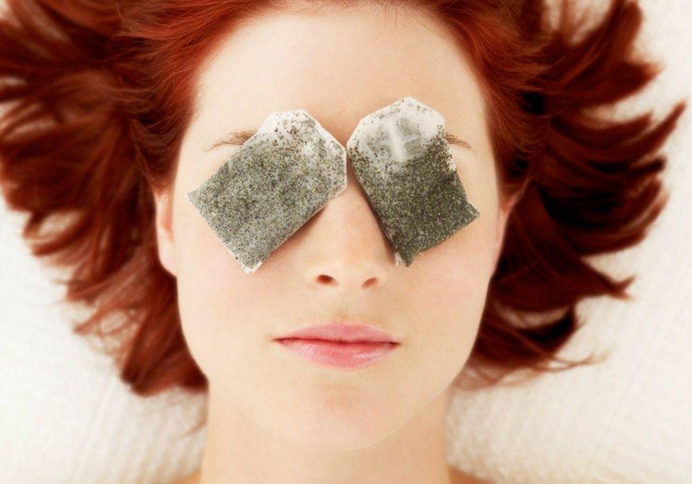 Image result for teh hijau untuk bulu mata