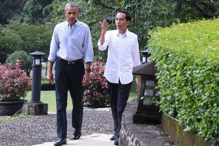 Ini Lho 7 Orang yang Beruntung Bisa Foto Bareng dengan Obama