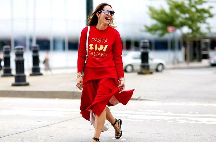 5 Warna yang Akan Membuat si Merah Semakin Menyala