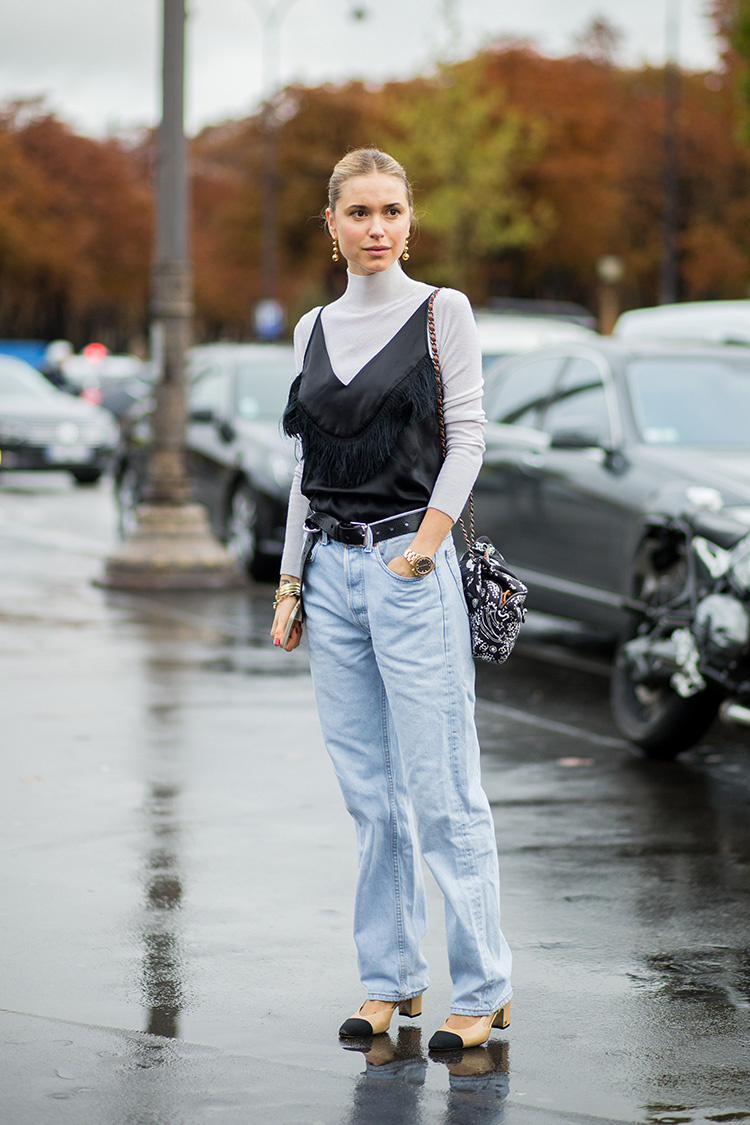 Tips Mix N Match Turtleneck Biar Gaya Makin Keren