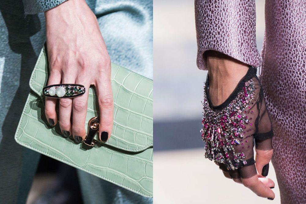 Deretan Aksesori Terbaik dari Pekan Mode Couture Fall 2017