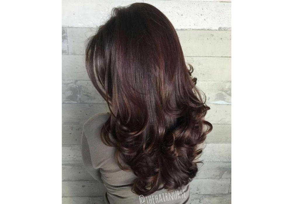 Model Rambut Curly Gantung Pendek - OTHERs