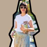 #PopbelaOOTD: Cuma Pakai T-shirt Putih Bisa Keren