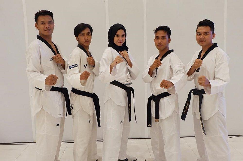 Atlet Kelas Dunia Dengan Tampilan Hijab Mereka