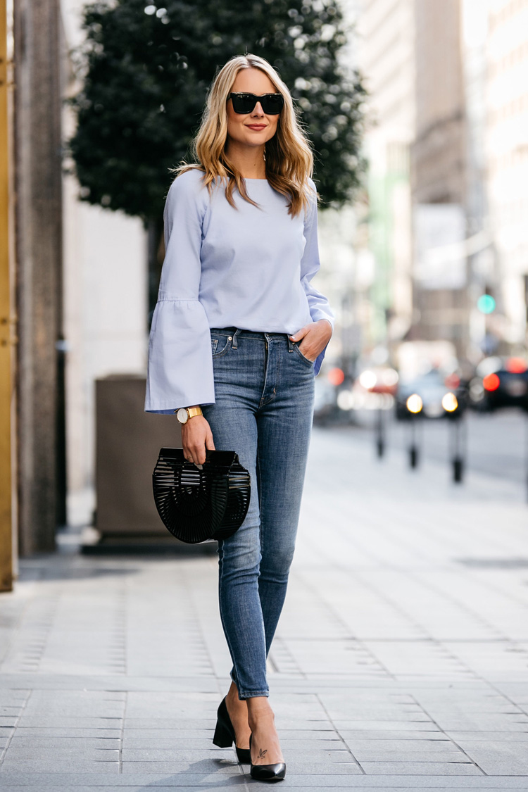 Ini Lho Jeans yang Sesuai dengan Bentuk Tubuhmu