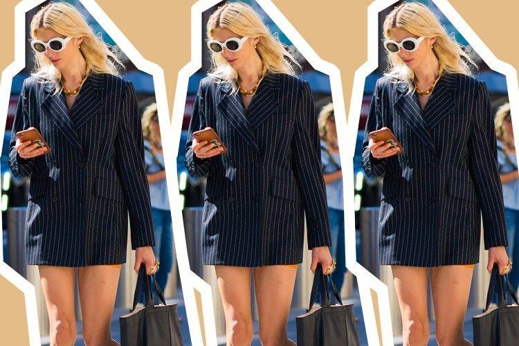 #PopbelaOOTD: Trik Pakai Blazer tapi Enggak Gerah