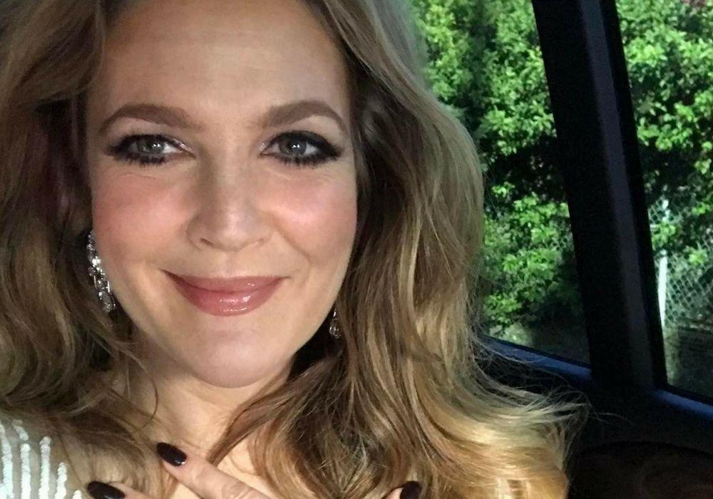 Contek 5 Trik Tampil Cantik ala Aktris Drew Barrymore