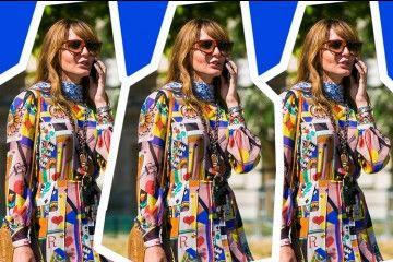 #PopbelaOOTD: Cara Pakai Busana Print yang Stylish
