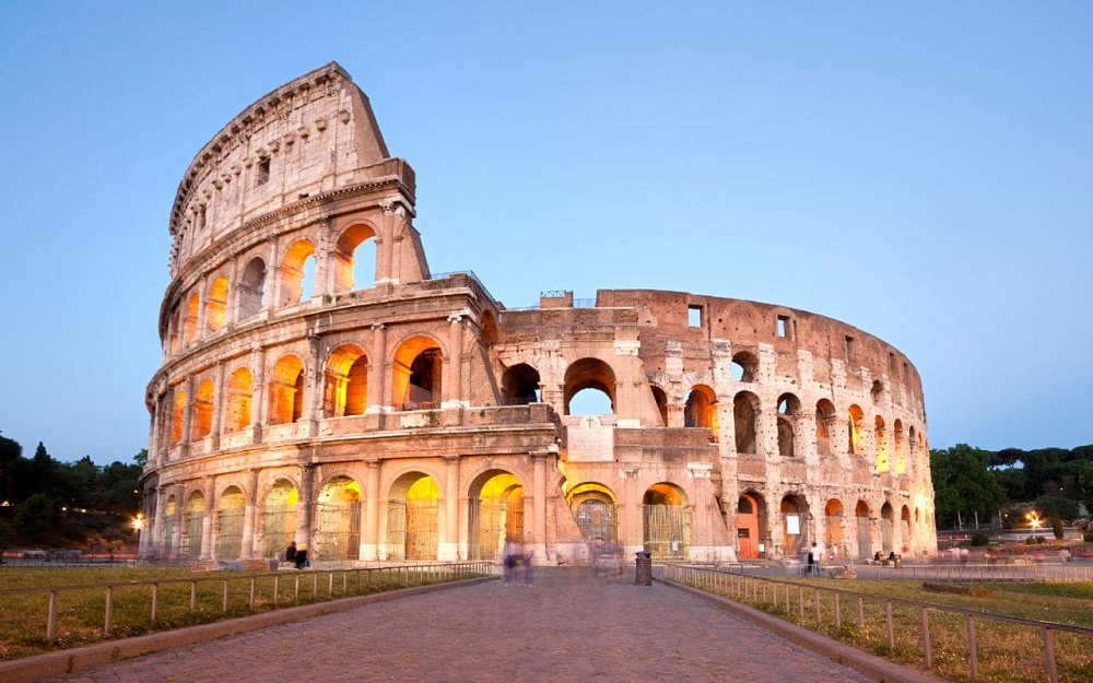 an analysis of the roman colosseum