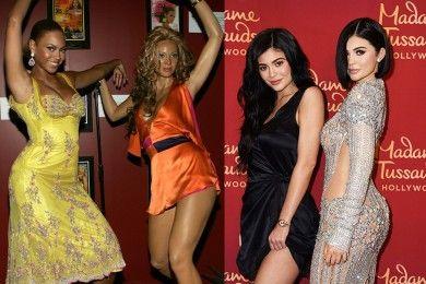 Patung Lilin Beyonce Beda Nasib dengan Kylie Jenner di Madame Tussauds