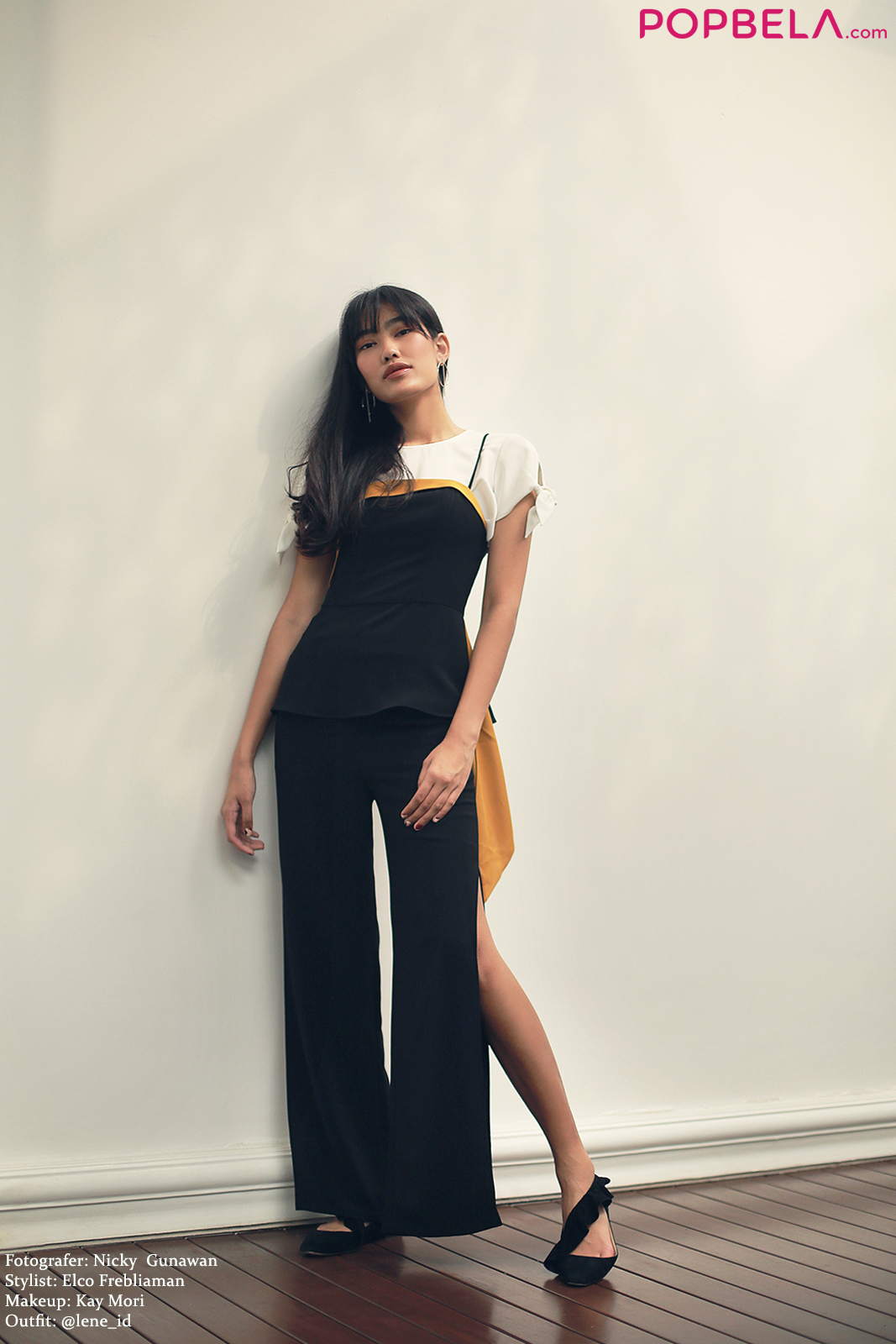 Alika Islamadina: Fashion is A Statement!