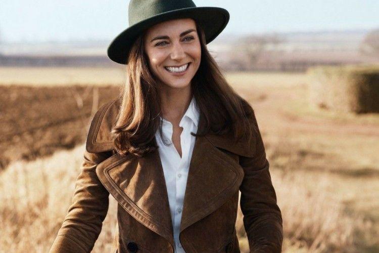 Tampil Manis dengan 5 Gaya Rambut ala Kate Middleton