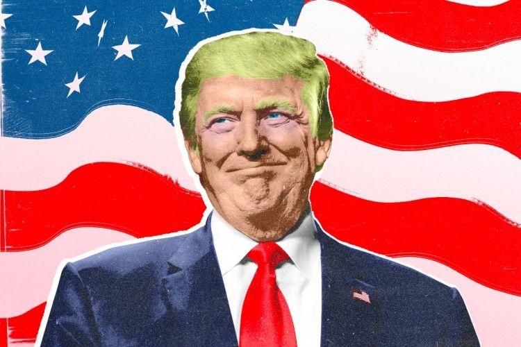 Donald Trump Larang Transgender Gabung Militer AS, Begini Reaksi Netizen