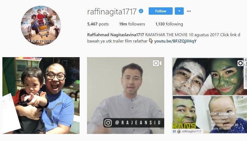 Terima Penghargaan Instagram, Ayu Ting Ting Kalahkan Raffi Ahmad