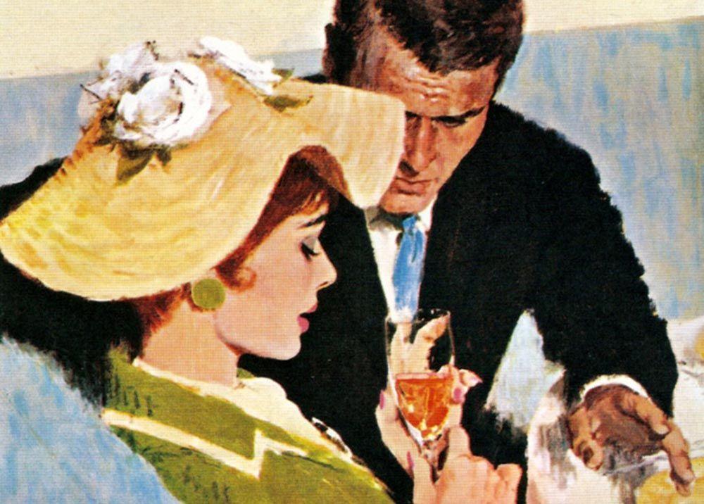 9 Etika Kencan Makan Malam Di Restoran Dari Tahun 1950an