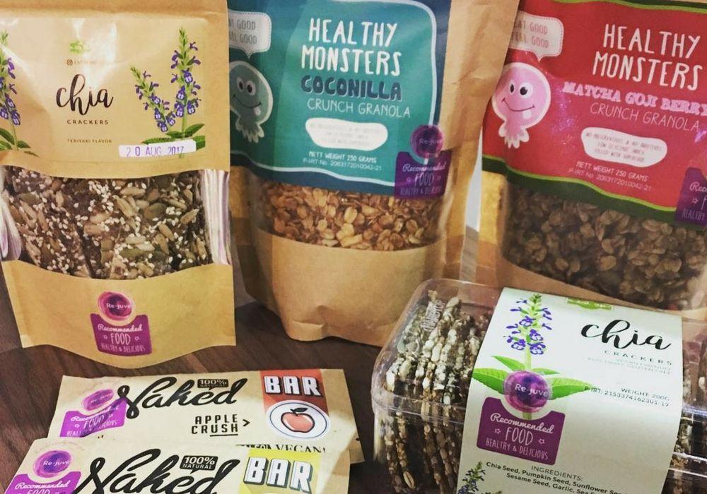 Menu makanan diet sehat alami 2