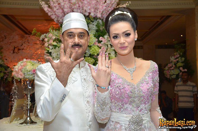 6 Artis Indonesia dengan Pernikahan Tersingkat, Siapa Saja?