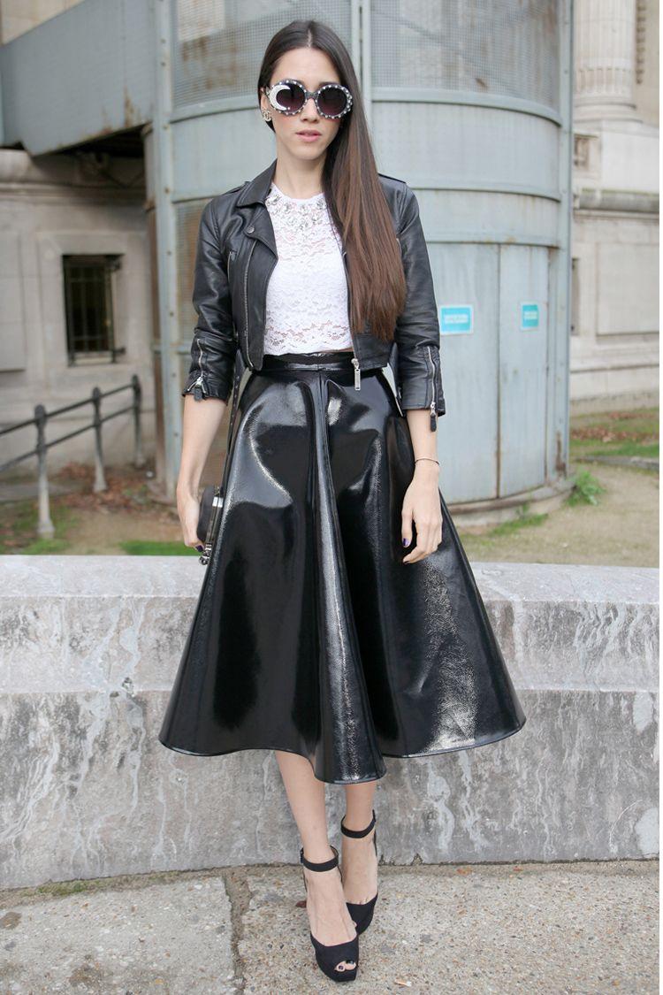 Biar Keren, Ini Tips Padu-padan Leather Jacket