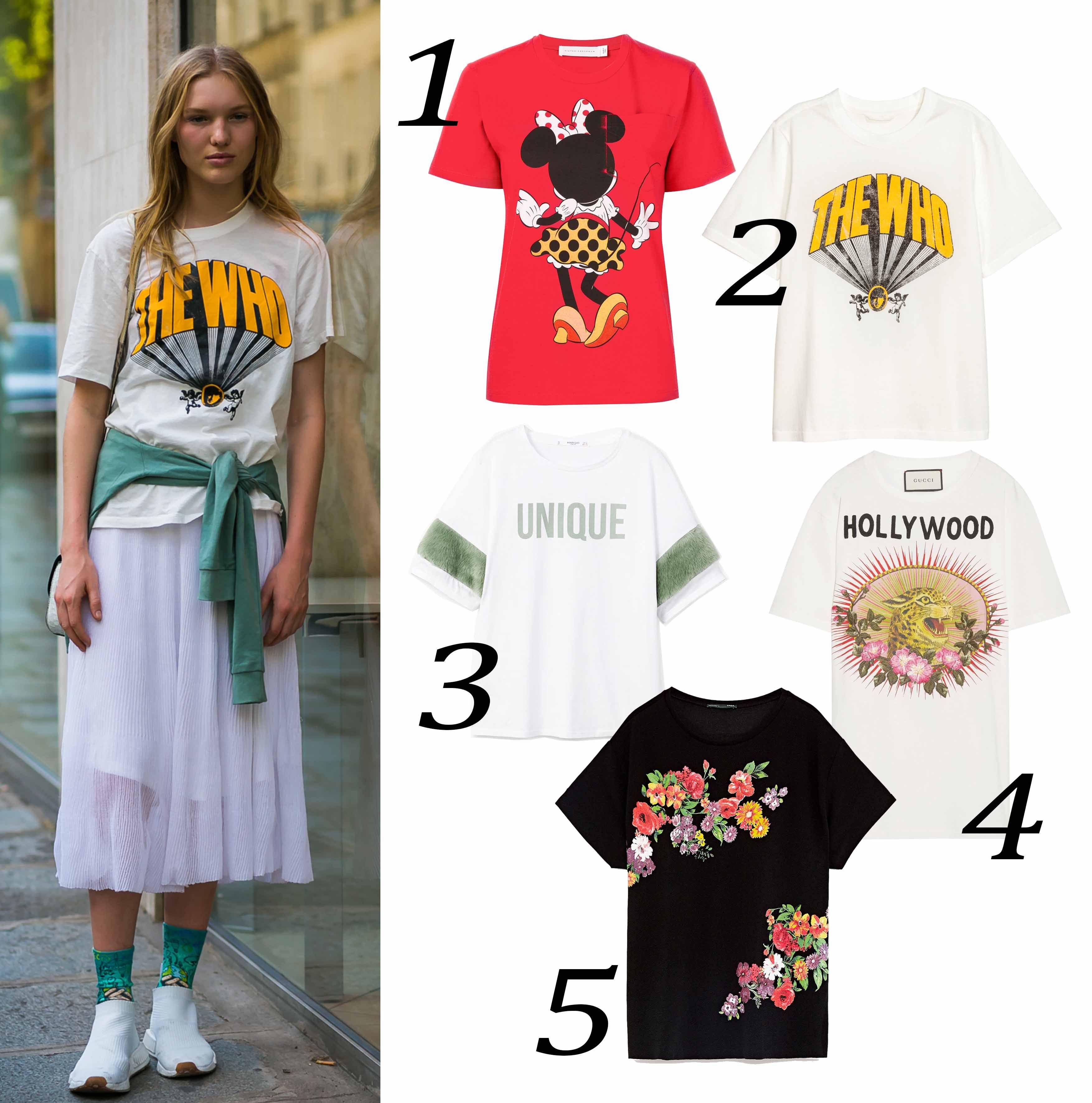 #PopbelaOOTD: Summer T-shirt Paling Gemas!