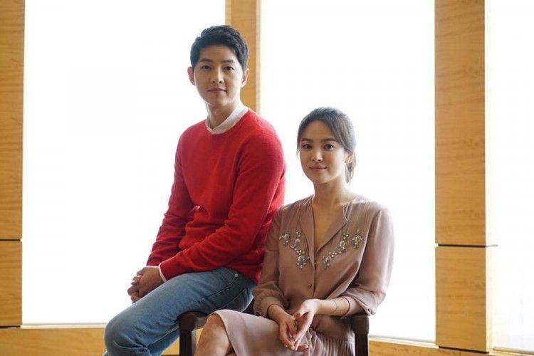 Lokasi Pernikahan Song Joong Ki dan Song Hye Kyo, Mewah Banget!