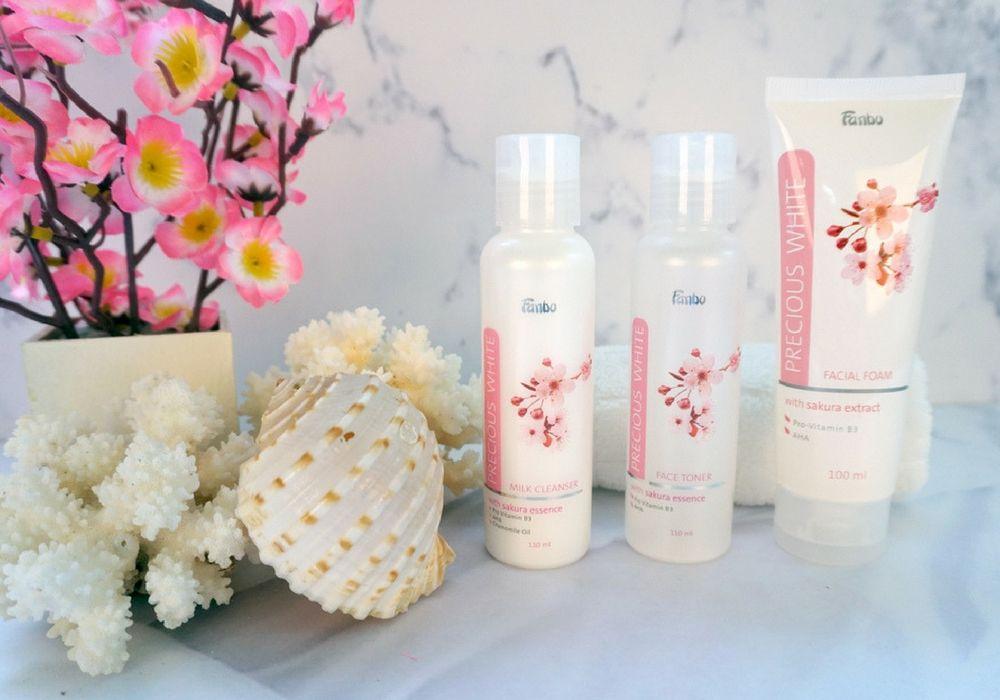 Fanbo Luncurkan  Rangkaian Kosmetik Terbaru