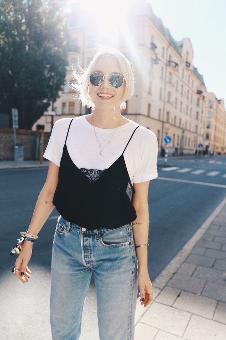 Supaya Makin Keren, Ini Cara Baru Pakai T-shirt