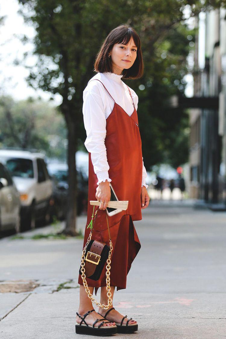 Tips Mix N Match Slip Dress yang Bisa Buat Gaya Makin Chic