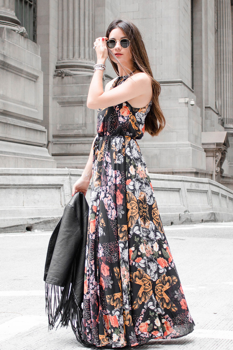 Ini Tips Padu-padan Maxi Dress Biar Makin Chic