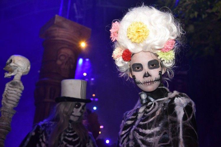 Ada Tujuh Dosa Mematikan di Halloween Horror Nights Universal Studio