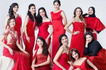 Tips Tampil Bugar dan Awet Muda Para Puteri Indonesia