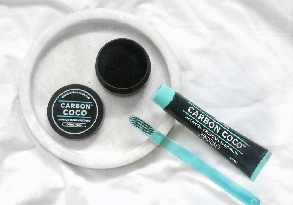 Amankah Memutihkan Gigi Dengan Pasta Gigi Berbahan Arang Aktif