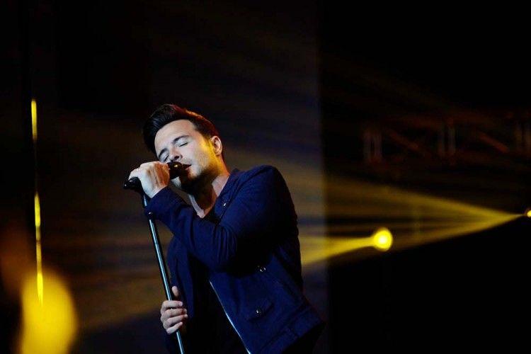 Simak Cerita Seru Liputan Konser Shane Filan di Bandung