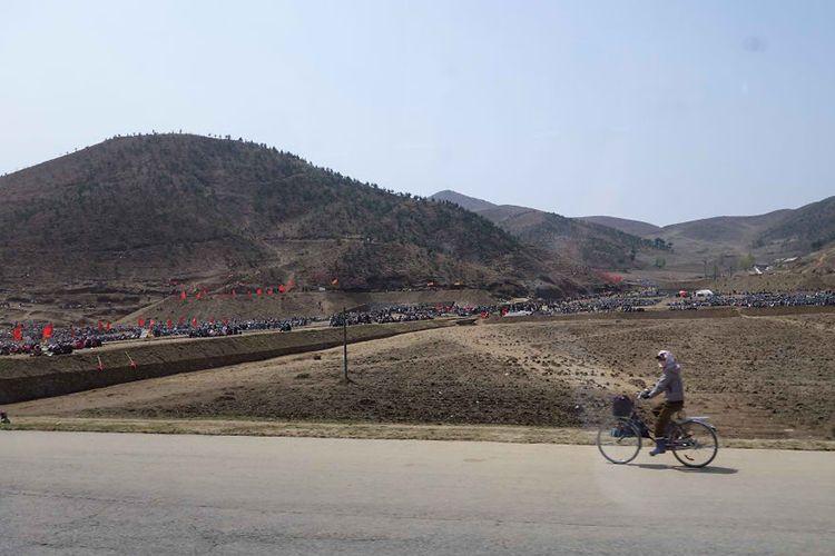 Lewat Foto Turis Ini, Begini Perbedaan Kontras Korea Selatan dan Korea Utara